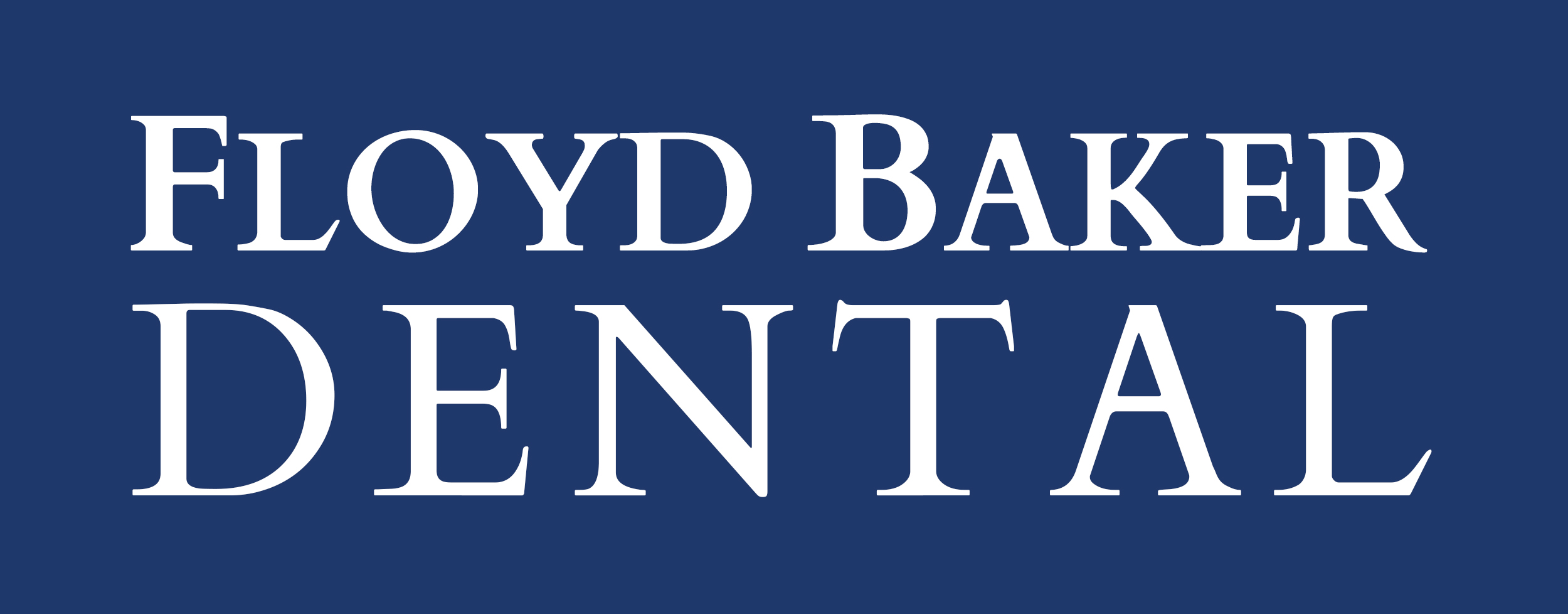 Floyd Baker Dental - Gaffney, SC Dentist